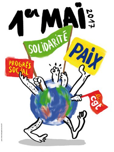 2017 : le 1er Mai en 71