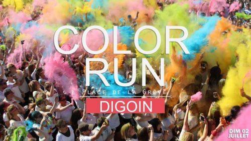 Digoin Color Run 2017