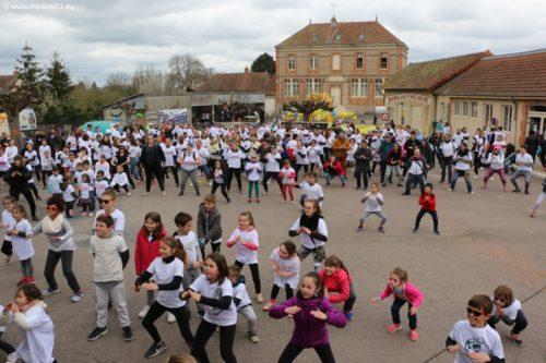 2019 Color Run Saint-Yan