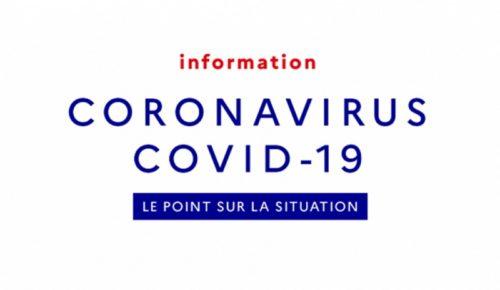 2020 Mars – Covid-19 en France